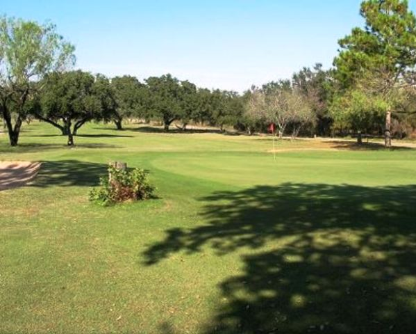 Devine Golf Course,Devine, Texas,  - Golf Course Photo