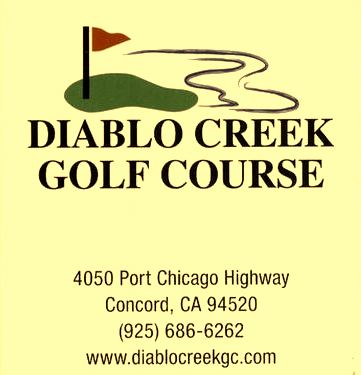 Diablo Creek Golf Course,Concord, California,  - Golf Course Photo