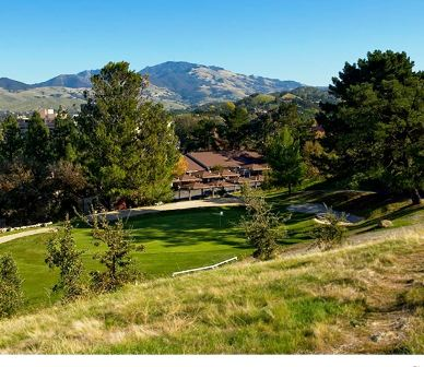 Diablo Hills Golf Course, Walnut Creek, California, 94598 - Golf Course Photo