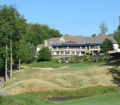Diamond Run Golf Club, Sewickley, Pennsylvania, 15143 - Golf Course Photo