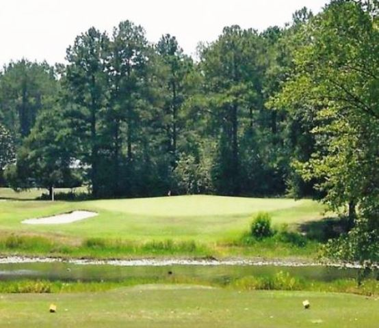 Dogwood Lakes Golf Club, Bonifay, Florida,  - Golf Course Photo