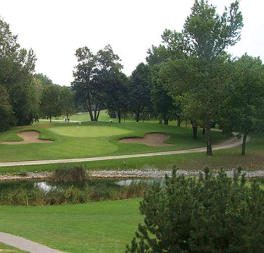 Don Valley Golf Course, Toronto, Ontario,  - Golf Course Photo