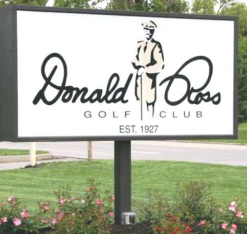 Donald Ross Golf Club,Fort Wayne, Indiana,  - Golf Course Photo