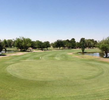 Dos Lagos Golf Course,Anthony, New Mexico,  - Golf Course Photo