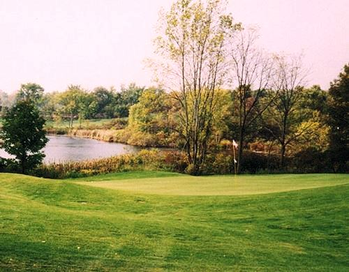 Downing Farms Golf Course,Northville, Michigan,  - Golf Course Photo