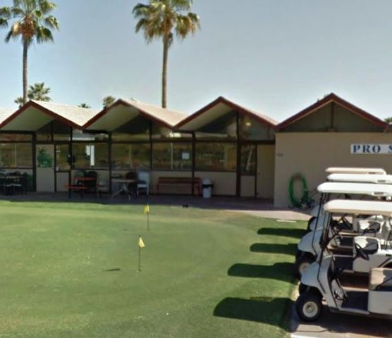 Dreamland Villa Golf Course, CLOSED 2014, Mesa, Arizona, 85205 - Golf Course Photo