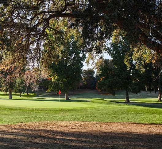 Golf Course Photo, Dryden Park Golf Course, Modesto, 95351