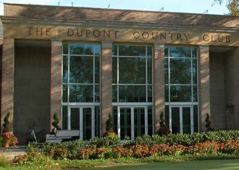 Dupont Country Club, Montchanin Golf Course, Wilmington, Delaware,  - Golf Course Photo