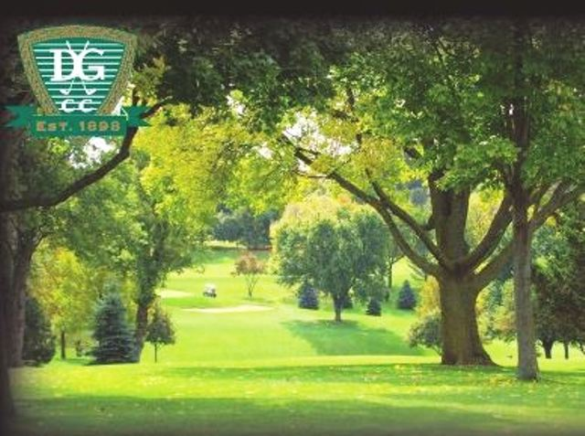 Dubuque Golf & Country Club, Dubuque, Iowa,  - Golf Course Photo