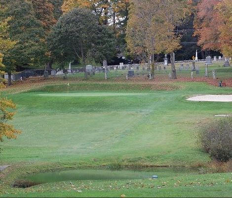 Dudley Hill Golf Course, Dudley, Massachusetts,  - Golf Course Photo