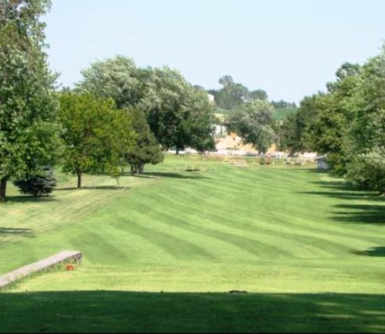 Dunlap Golf Course, Dunlap, Iowa,  - Golf Course Photo