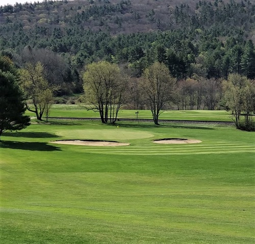 Dunroamin Country Club, CLOSED 2018, Gilbertville, Massachusetts,  - Golf Course Photo