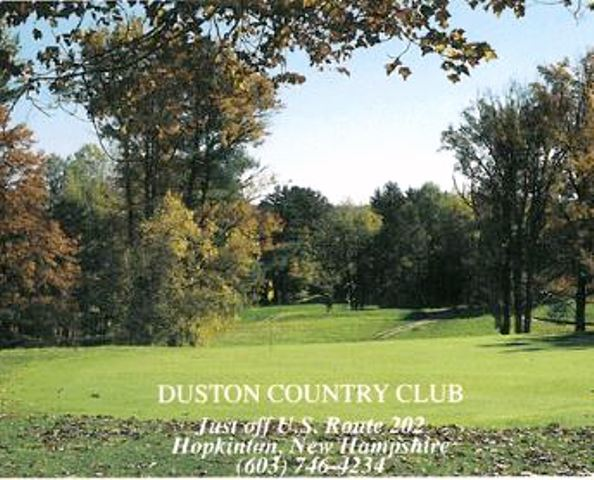 Duston Country Club | Duston Golf Course, Hopkinton, New Hampshire, 03229 - Golf Course Photo