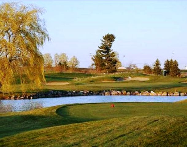 Golf Course Photo, Eagle Glen Golf Course, Farwell, 48622