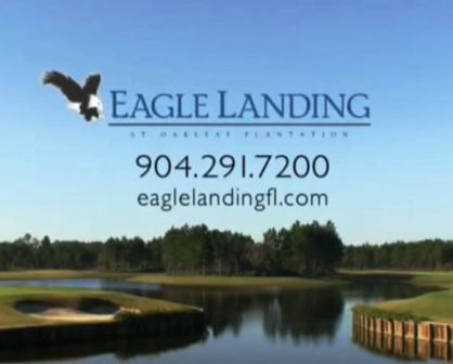 Eagle Landing Golf Course ,Orange Park, Florida,  - Golf Course Photo