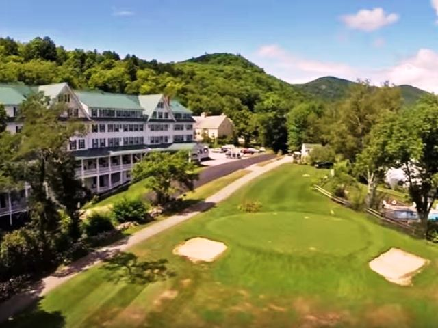 Eagle Mountain Golf Course,Jackson, New Hampshire,  - Golf Course Photo