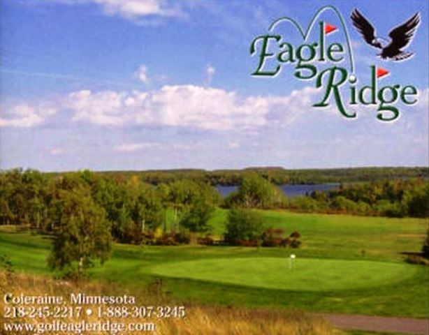 Golf Course Photo, Eagle Ridge Golf Course, Coleraine, 55722