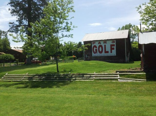 Eagle Ridge Golf Course,Spokane, Washington,  - Golf Course Photo