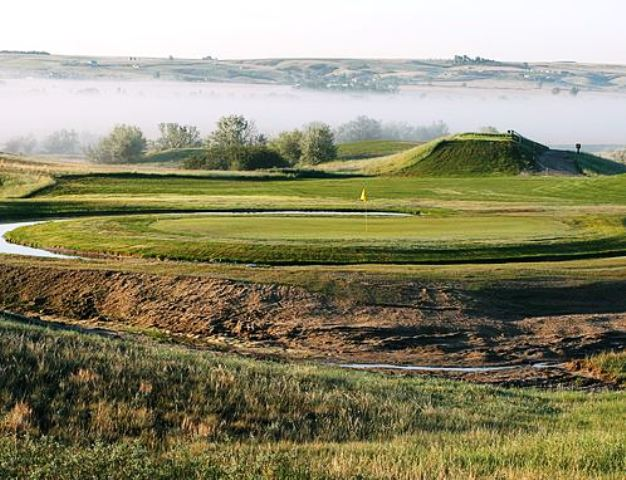 Eagle Ridge Golf Course, Williston, North Dakota, 58801 - Golf Course Photo