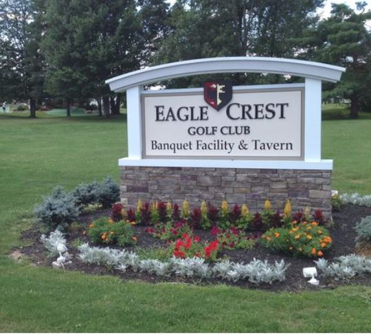 Eagle Crest Golf Club, Clifton Park, New York,  - Golf Course Photo
