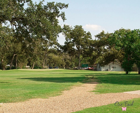 Eagle Lake Golf Course, Eagle Lake, Texas,  - Golf Course Photo