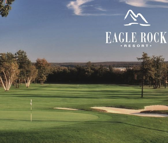 Golf Course Photo, Eagle Rock Resort, Championship Course, Hazleton, 18201