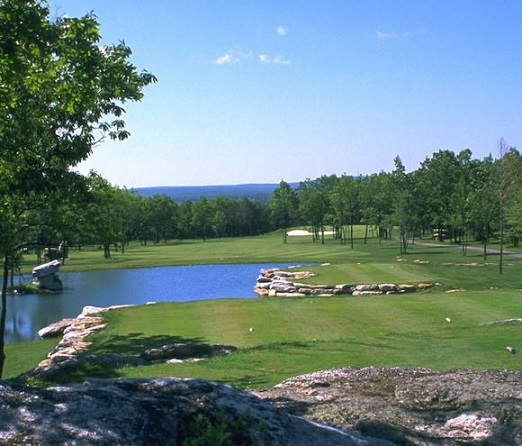 Eagle Rock Resort, Championship Course