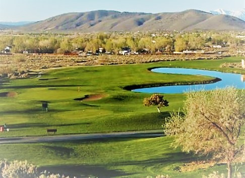 Golf Course Photo, Eagle Valley Golf Course, East Course, Carson City, 89706
