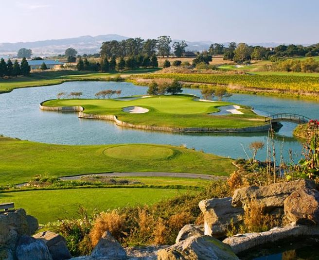 Eagle Vines Golf Club, Napa, California,  - Golf Course Photo