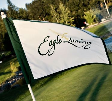 Eagle Landing Golf Club, CLOSED 2012,Hanahan, South Carolina,  - Golf Course Photo