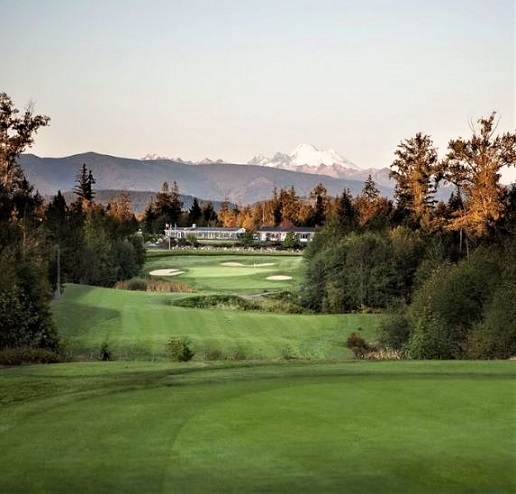 Eaglemont Golf Club, Mount Vernon, Washington,  - Golf Course Photo