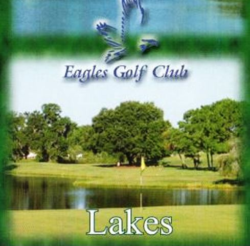 Eagles Golf Club, Lakes Golf Course,Odessa, Florida,  - Golf Course Photo