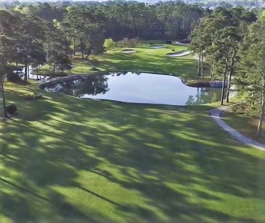 Eagle Nest Golf Club, Little River, South Carolina,  - Golf Course Photo