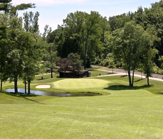 East Aurora Country Club, East Aurora, New York,  - Golf Course Photo