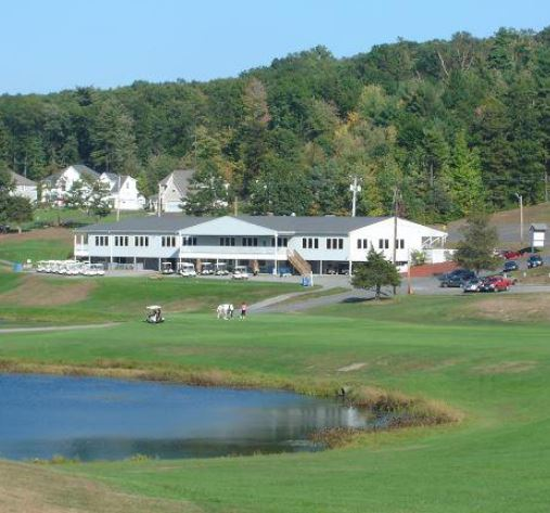East Mountain Country Club, Westfield, Massachusetts,  - Golf Course Photo