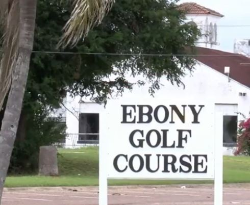 Ebony Golf Course, Edinburg, Texas,  - Golf Course Photo