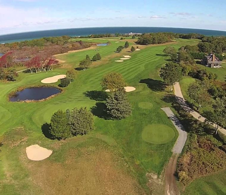 Edgartown Golf Club,Edgartown, Massachusetts,  - Golf Course Photo