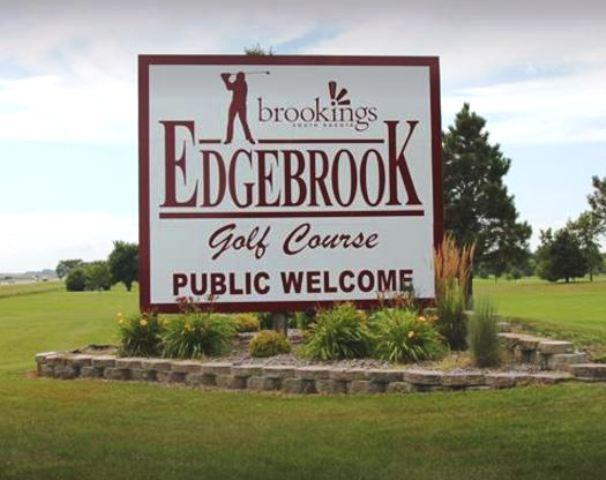 Golf Course Photo, Edgebrook Golf Course, Brookings, South Dakota, 57006