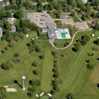 The Edge Golf Course | Edgewood Country Club,Anderson, Indiana,  - Golf Course Photo