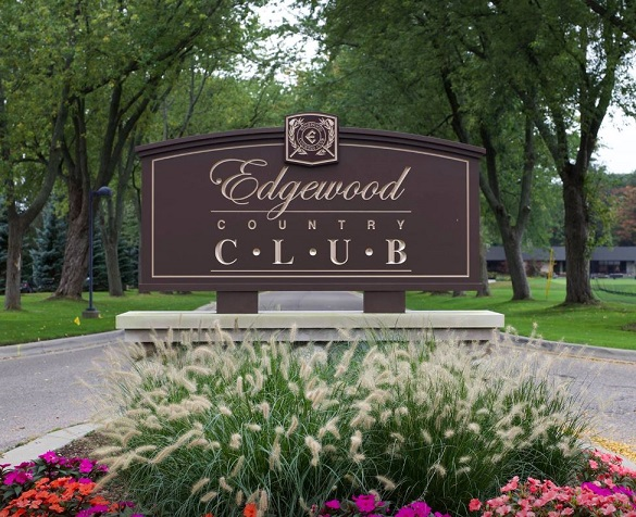 Golf Course Photo, Edgewood Country Club, Commerce Township, 48382