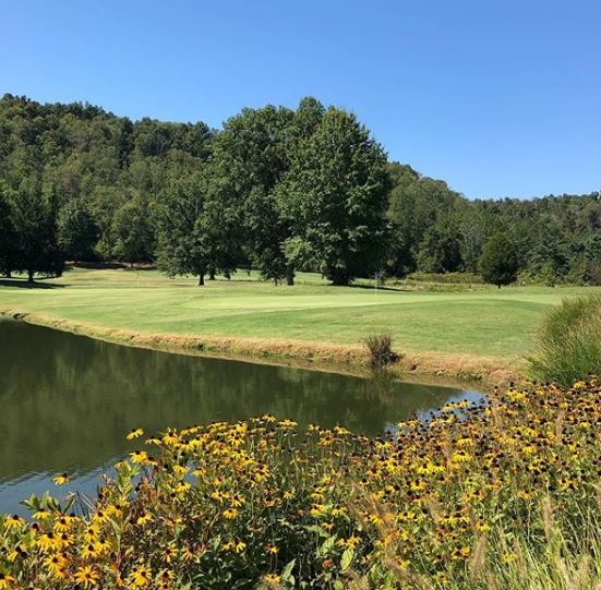Edgewood Country Club, Sissonville, West Virginia,  - Golf Course Photo