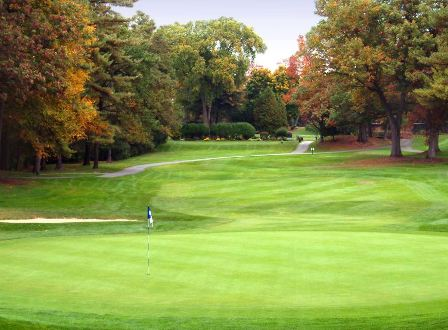 Edison Club, Edison Golf Course,Rexford, New York,  - Golf Course Photo
