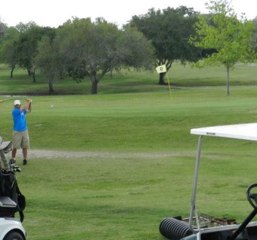 Edna Country Club, Edna, Texas,  - Golf Course Photo