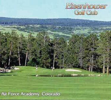 Eisenhower Golf Course, Blue Course,Colorado Springs, Colorado,  - Golf Course Photo