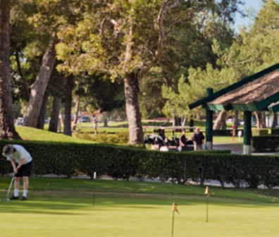 El Cariso Golf Course,Sylmar, California,  - Golf Course Photo
