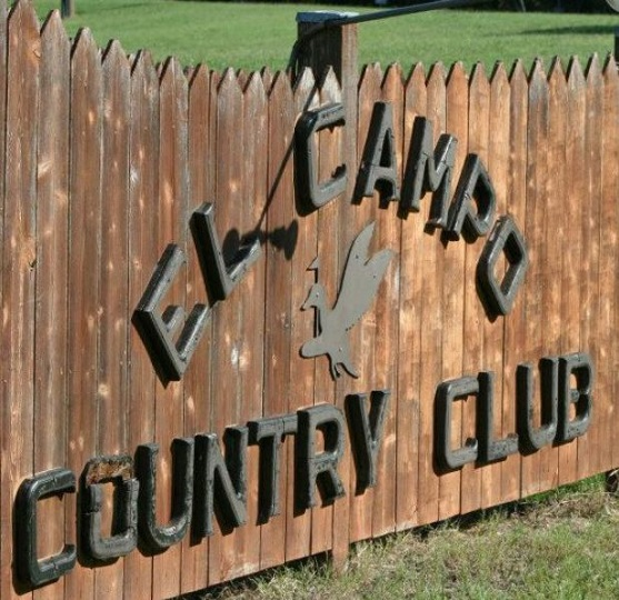 El Campo Country Club, El Campo, Texas,  - Golf Course Photo