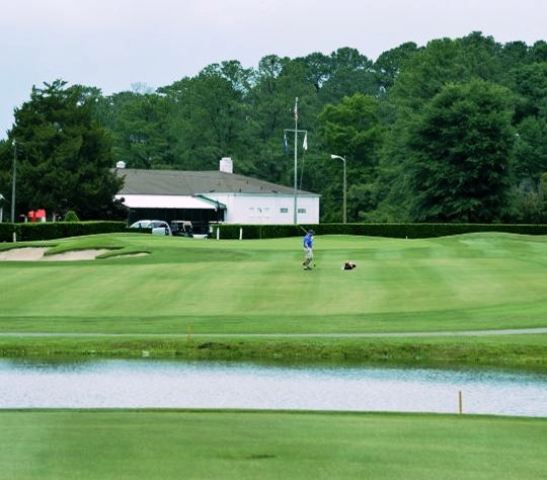 Elizabeth Manor Country Club,Portsmouth, Virginia,  - Golf Course Photo