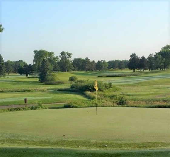 Elk River Country Club, Elk River, Minnesota,  - Golf Course Photo