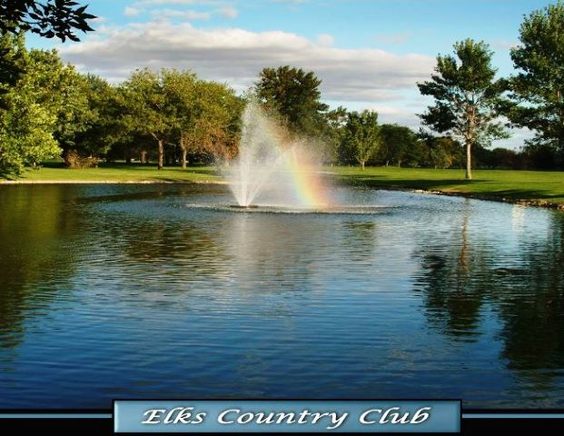 Elks Country Club,Columbus, Nebraska,  - Golf Course Photo