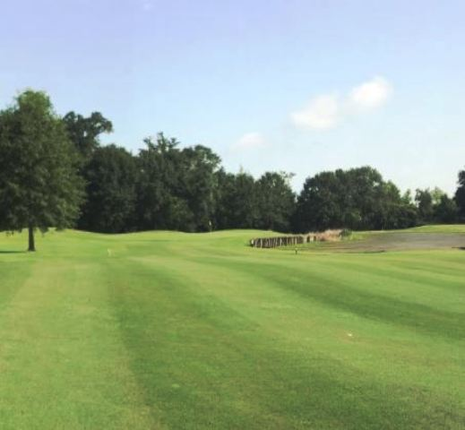Ellendale Country Club, Houma, Louisiana,  - Golf Course Photo